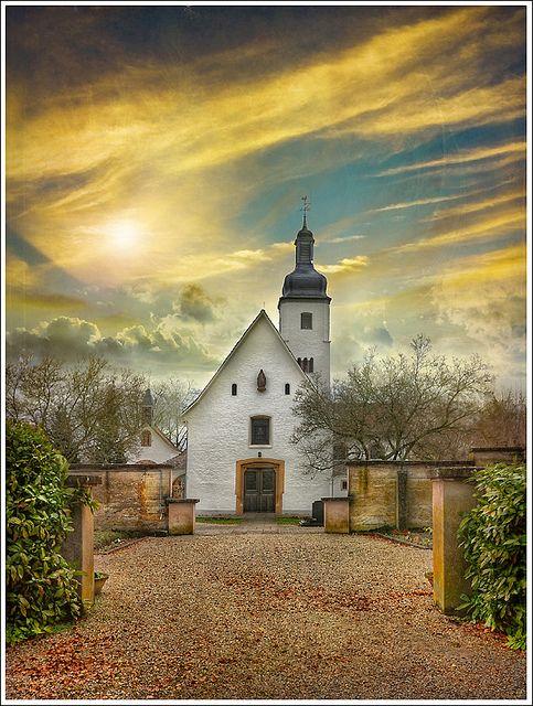 Church Ried - Alsace -#France