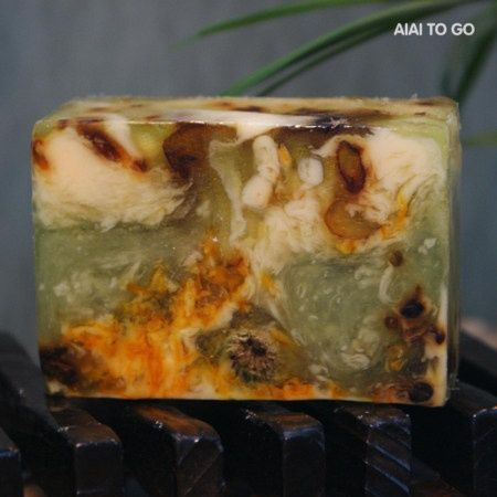 Creative handmade soap -