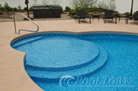 decoracion piscina