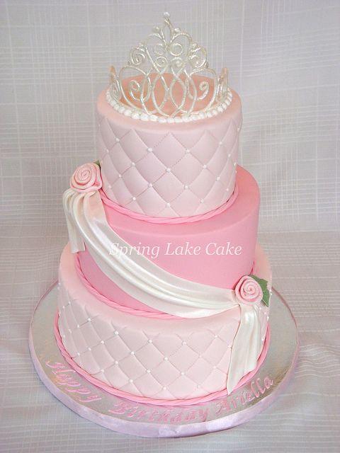 Princess Cake revisited by springlakecake, via Flickr