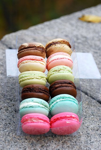macarons are just so dang pretty