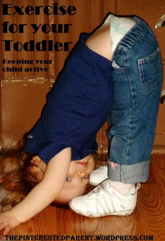 Toddler Exercise