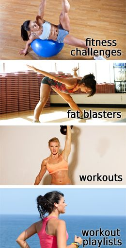 Check out this Fat Blaster Challenge with Plyometric Lunges! A great way to tone buns and thighs! #workout #fitness