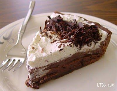 Chocolate Cream Tart