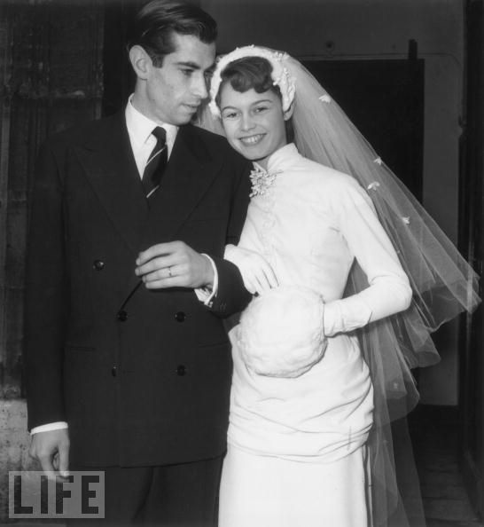 Bardot Weds  In 1952, Bardot, then 18, married director Roger Vadim. The union lasted five years. She married three more times, and has a son from her second marriage.