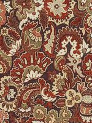 Schumacher Fabric Velours Oriental-Tuscan $221.99 per yard #interiors #decor #halloween #trueblood