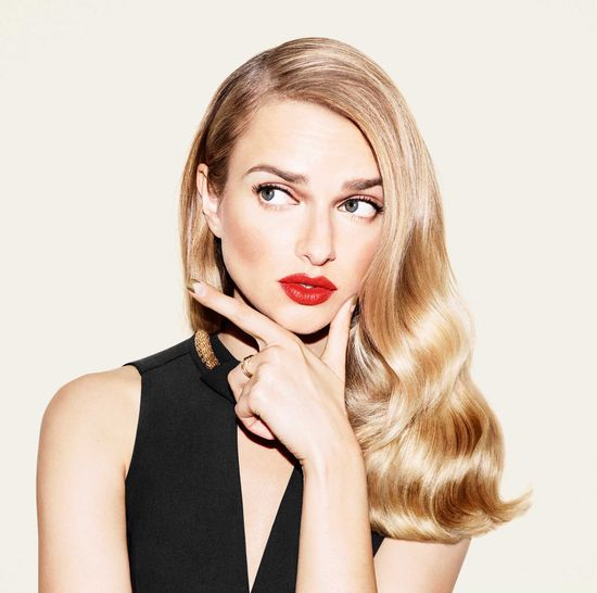 ghd - Glamour wave #ghd #coiffure #boucles #glamour