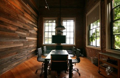 Image detail for -Seattle Office Space - Wooden Office » MyeOffice - Workplace Design ...