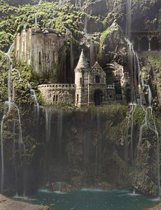 Suspended Castle