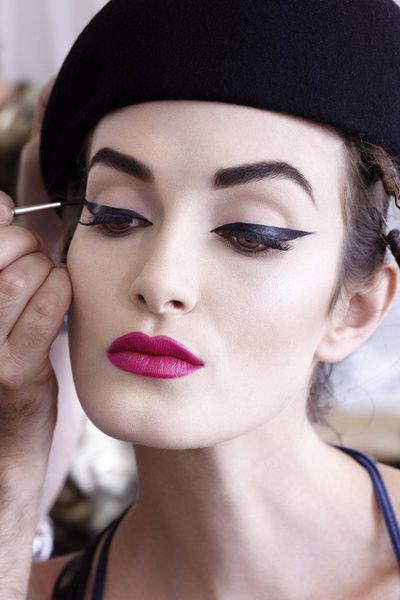 Cosmetics Channel Get Awardwinning Beauty Stila Color: Cosmetics Channel: Anorak Kissing Rabbit Cosmetic Bag // Made