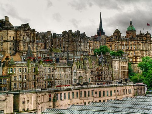 #Edinburgh Old Town