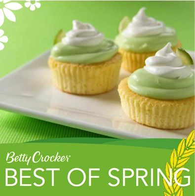 FREE e-Cookbook: Betty Crocker Best of Spring 2013! #recipes