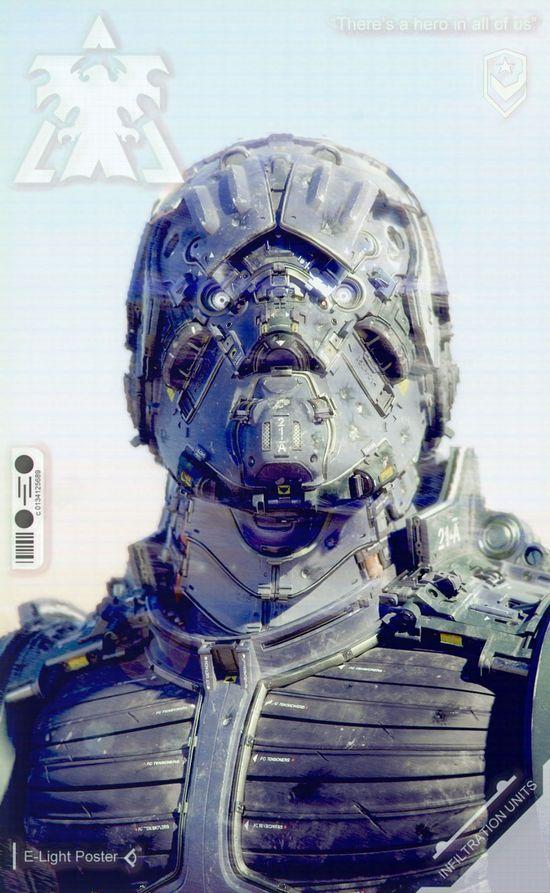 Mind Blowing Combat Mech Suit 3DDesign! - News -