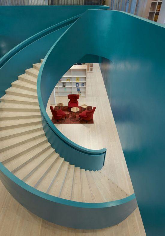 Vinge office by Wingårdh Architects, Gothenburg   Sweden office design