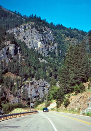 Wildlife Canyon Scenic Byway