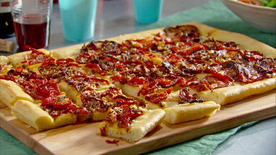 Deep-Dish Pizza Dough Recipe