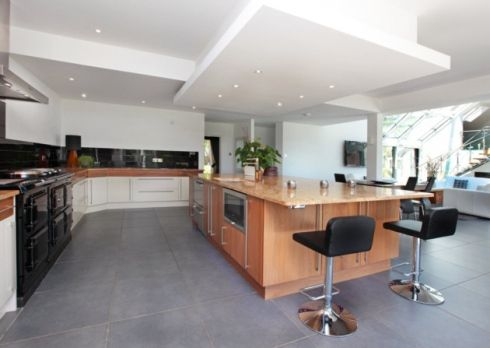 #Cheshire #Properties, Worleston, #Nantwich. #Kitchen #Interiors #home #Openplan