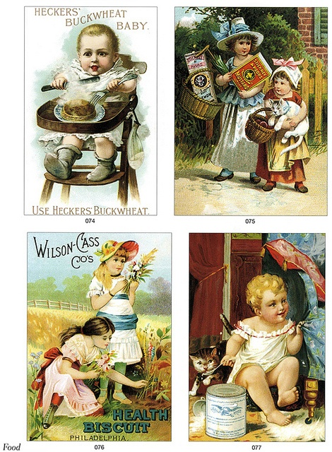 vintage advertisement illustrations (free download from Dover.com) from autumnsensation's photostream on flickr