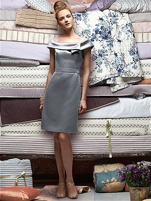 Lela Rose Bridesmaids Style LR155  #Gray #Bridesmaid #Dresses