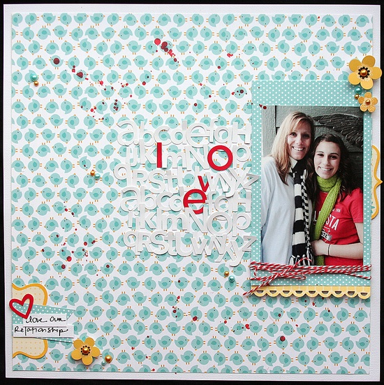 love by Elizabeth Carney - Scrapbook.com
