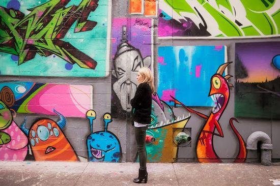 #5Pointz #graffiti #nyc