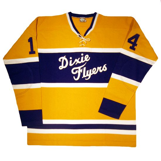 Dixie Flyers Alternate Jersey  1e9476e83e8