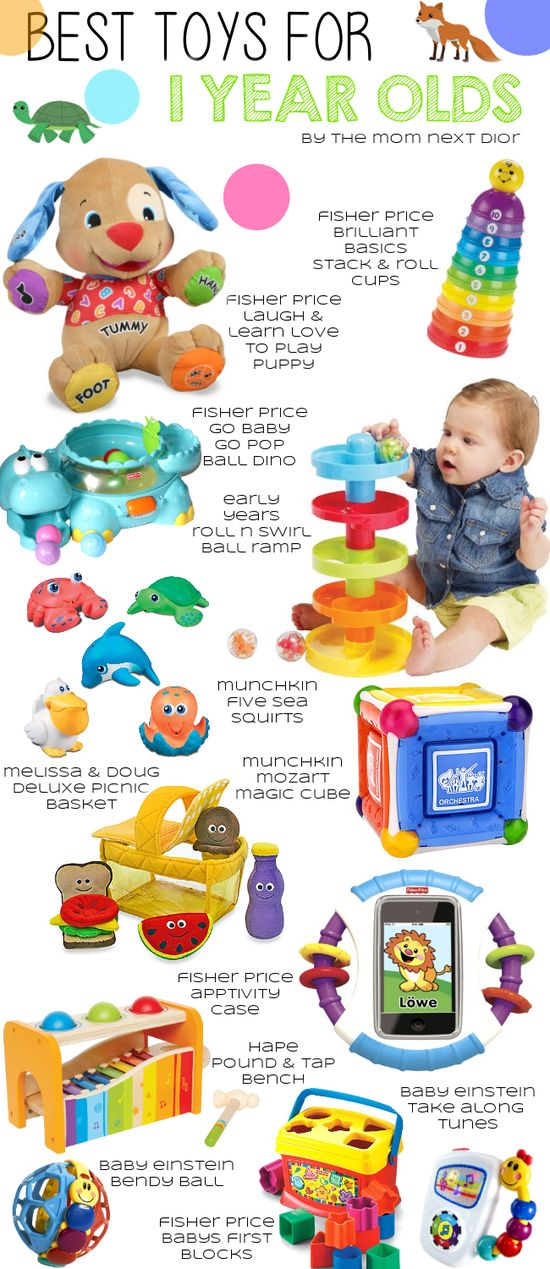 Toys for 1 year old