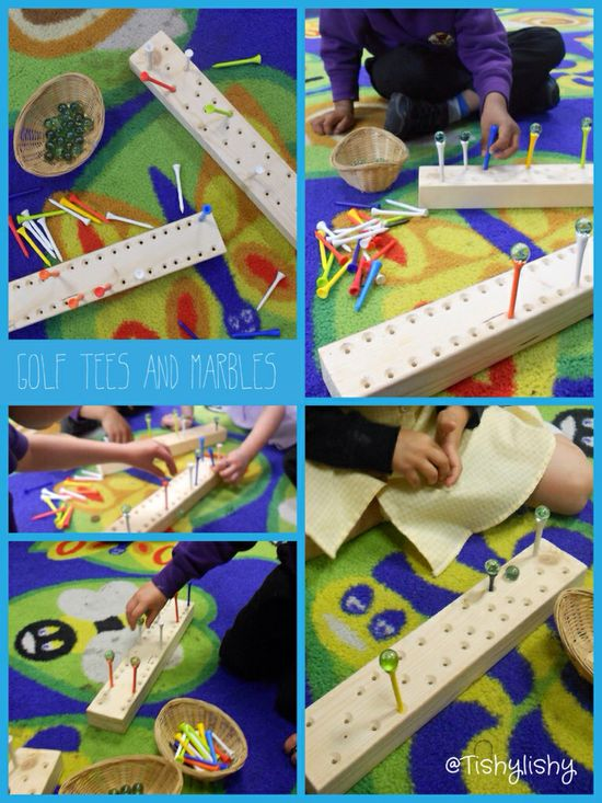 Fine and gross motor activity ideas.  I have other Early Years boards too. EYFS - Fine and gross motor control ideas  Board