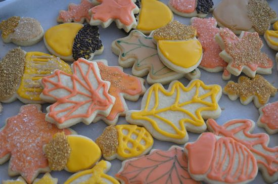 Smell of Rosemary- a blog about great food.: Holiday Sugar Cookies