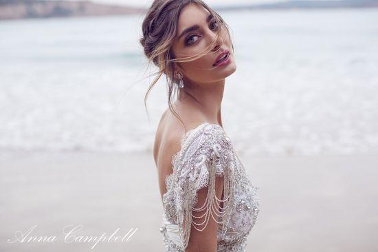 Anna Campbell Spirit Bridal Collection