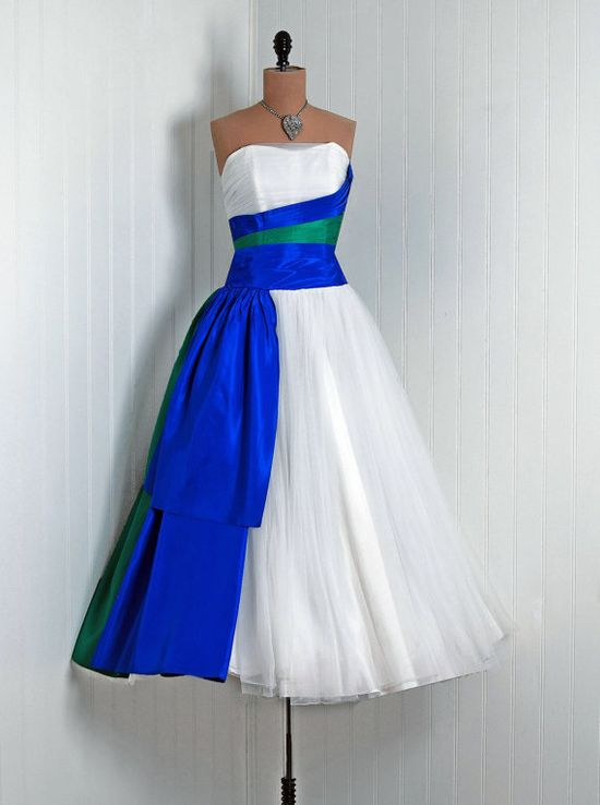 1950s Vintage Emma Domb