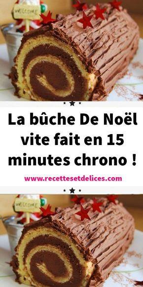 il ne vous reste que quelques jours, voir quelques heures pour faire votre dessert de Noël ? Pas de panique, je partage avec vous un dessert coup de bluff au chocolat.
