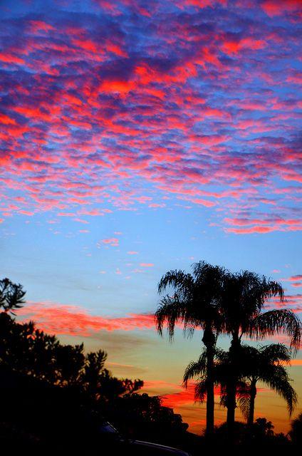 Sunset - Cocoa Beach, Florida