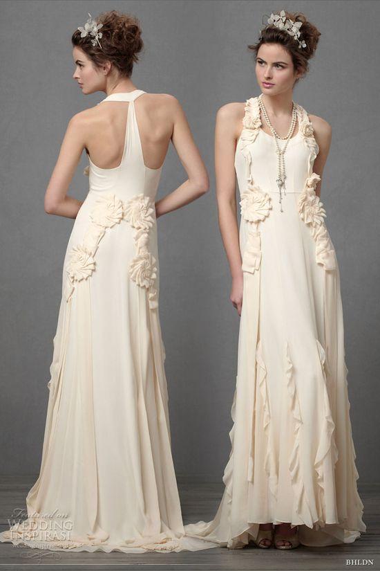 white hippie dresses