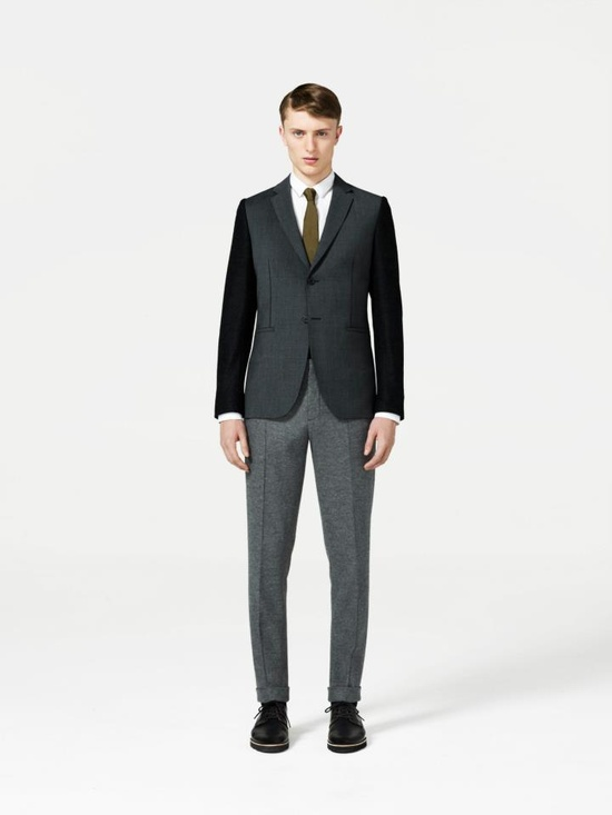 Cos Menswear Autumn/Winter 2012
