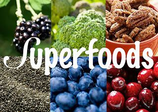 The Top 10 Superfoods