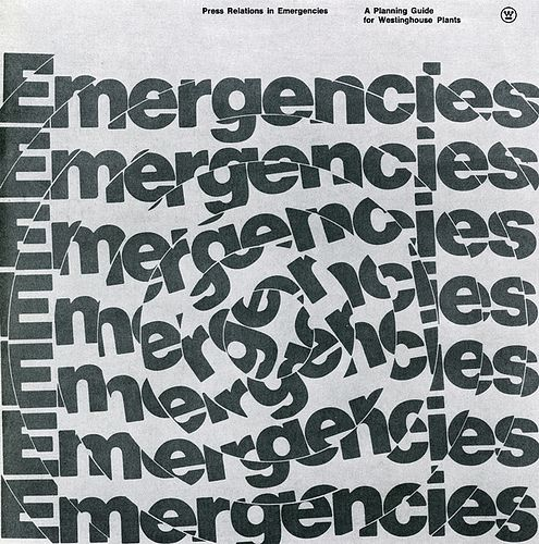 American Graphic Design 66 designed by Peter Megert of Ohio State University, via Maryellen McFadden on Flickr