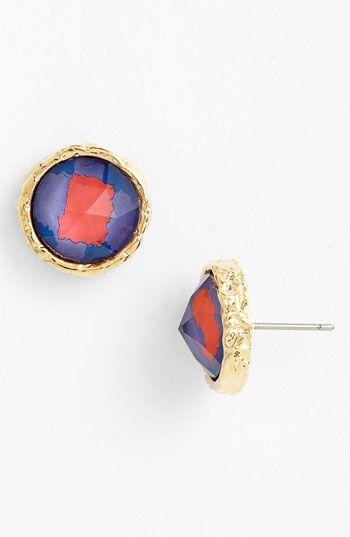 Marc Jacobs 'Paste & Prints' Stud Earrings
