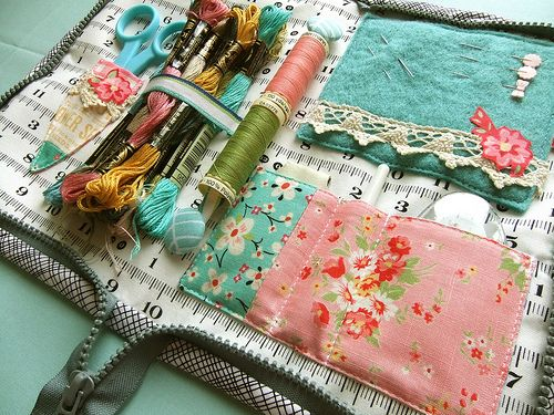 Sewing Case - so pretty