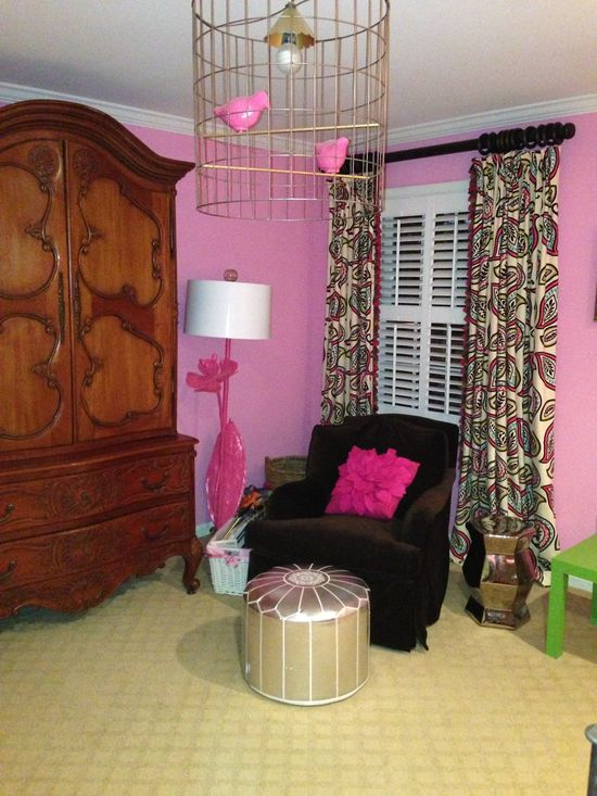 Bedroom Design- Custom Treatments for Wesley