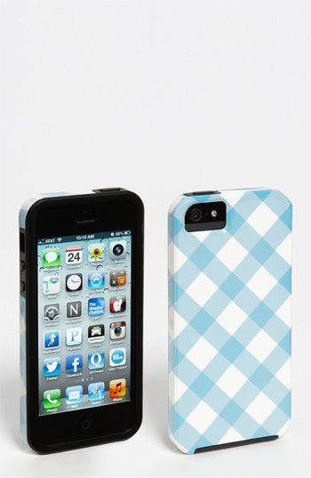 Gingham iPhone 5 Case