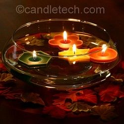 Floating Candles : Candle & Soap Making Techniques