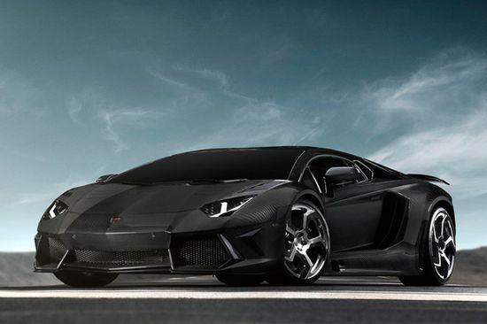 "Mansory x Lamborghini Aventador LP700-4 ""Carbonado""  SEXY!!!"