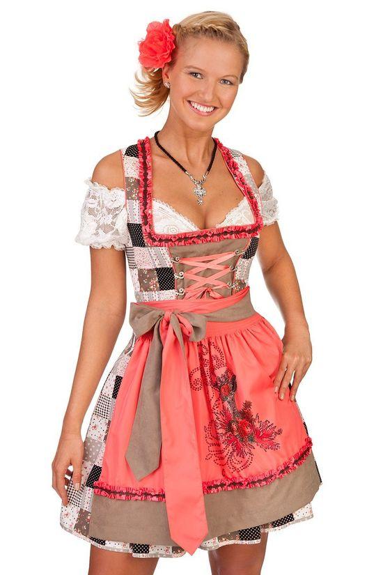 Tøj tyroler Tyrolerkjole