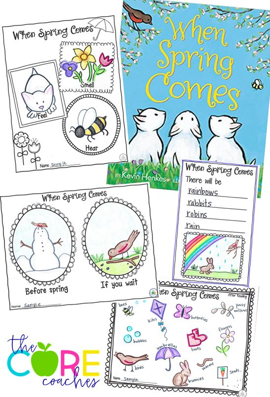 Stories - When spring comes  Board
