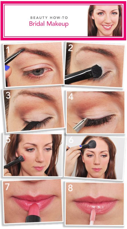 Are you a #bride to be? Let your makeup be one part of the wedding you can actua