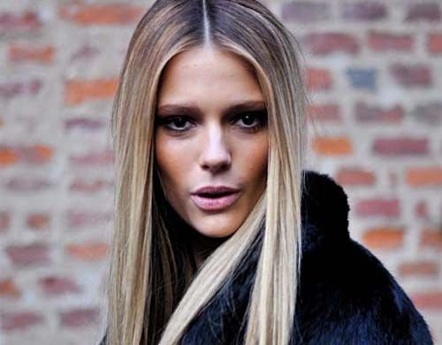 Cool Straight Hair Styles: This Reminds Me Of Myself When
