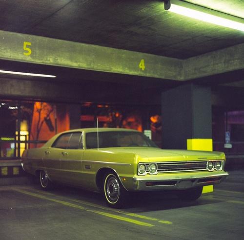 Plymouth Fury / photo by David Pexton