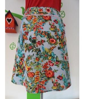 "Handmade skirt ""Miss Fresh Air""."