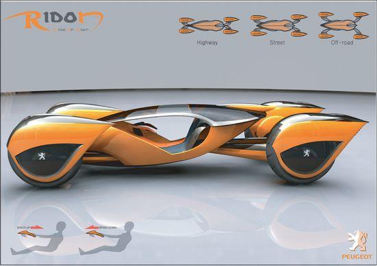Peugeot Ridon Concept